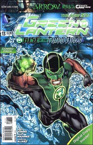 Green Lantern (2011) 13-B by DC