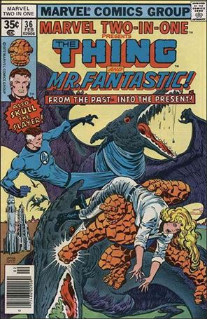 Marvel Two-in-One (1974) 36-A