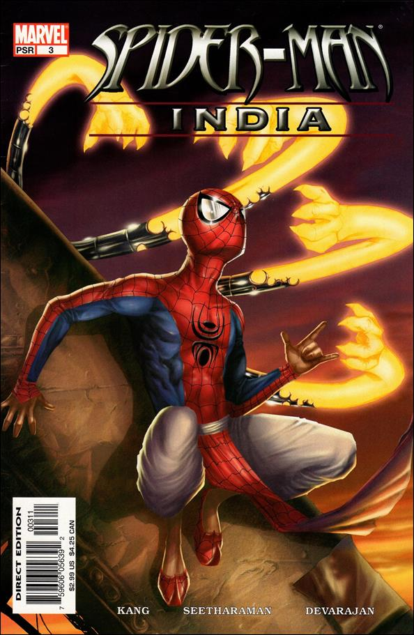 Spider-Man: India 3-A by Marvel