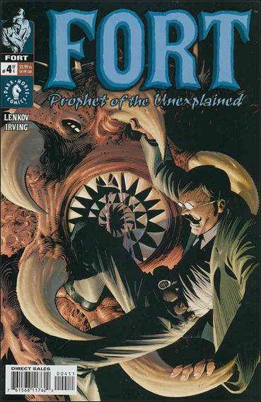 Fort: Prophet of the Unexplained 4-A by Dark Horse