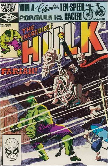 Incredible Hulk (1968) 268-A by Marvel