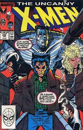 Uncanny X-Men (1981) 245-A