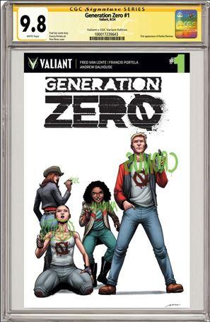 Generation Zero 1-C