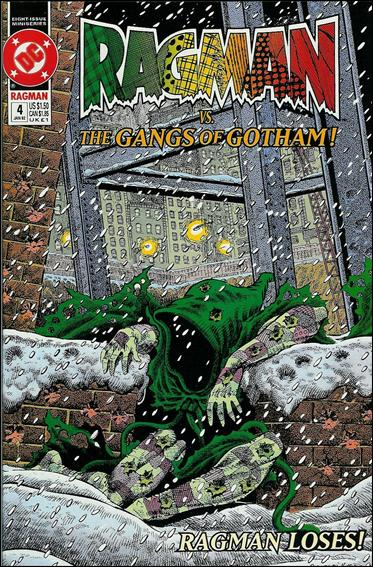 Ragman (1991) 4-A by DC