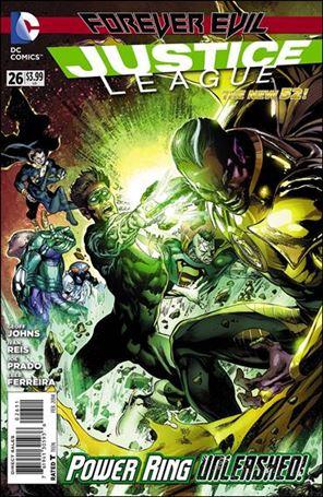 Justice League (2011) 26-A