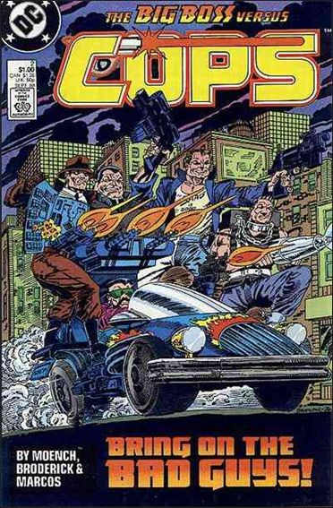 COPS 2-A by DC