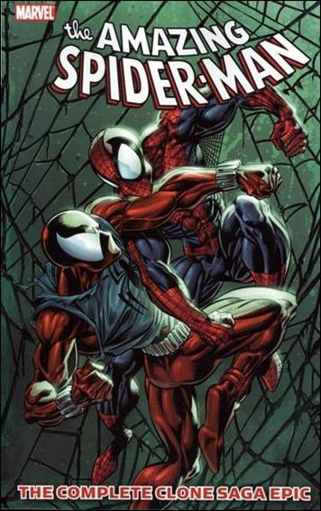 Spider-Man:  The Complete Clone Saga Epic 4-A by Marvel