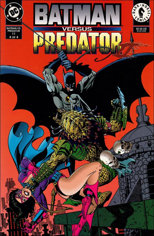 Batman Versus Predator II: Bloodmatch 4-A by Dark Horse