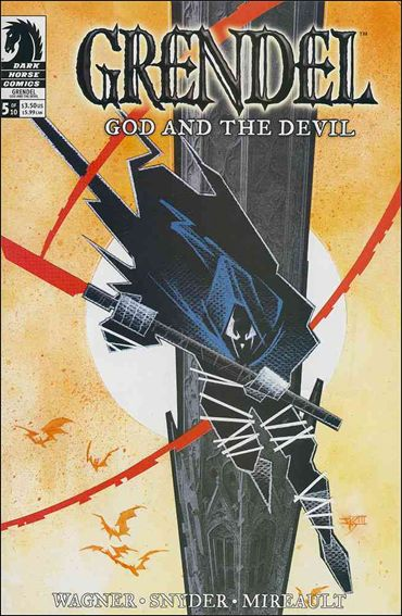 Grendel: God and the Devil 5-A by Dark Horse