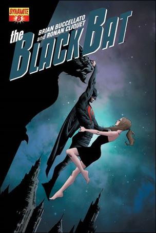 Black Bat (2013) 8-A