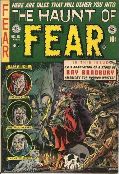 Haunt of Fear (1950) 18-A by E.C.