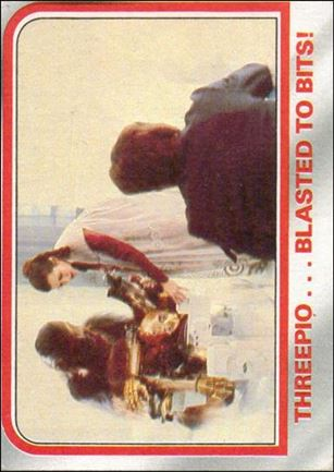 Star Wars: The Empire Strikes Back: Series 1 (Base Set) 83-A