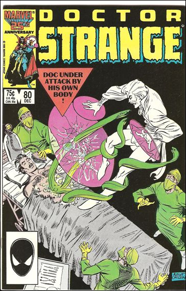 Doctor Strange (1974) 80-A by Marvel
