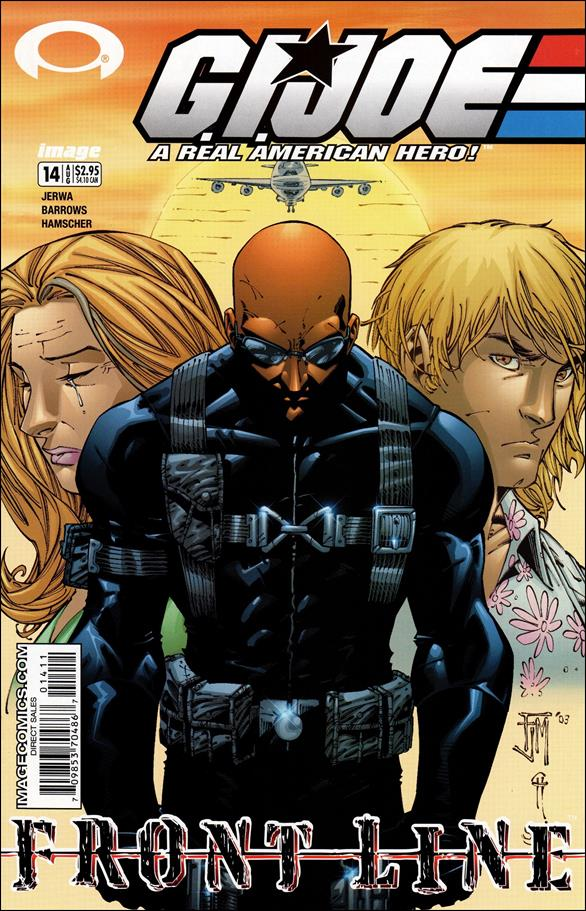G.I. Joe: Frontline 14-A by Image