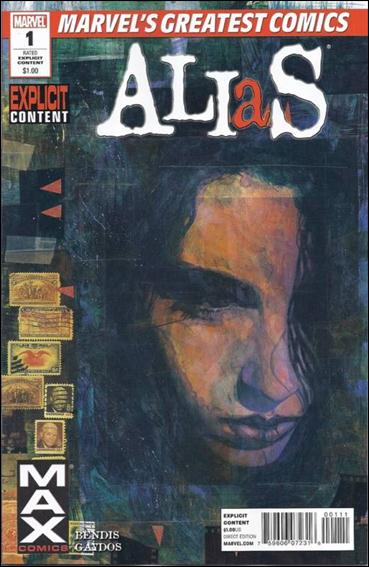 Alias (2001) 1-B by Max