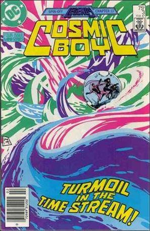 Cosmic Boy 3-A