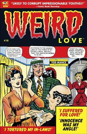 Weird Love 10-A