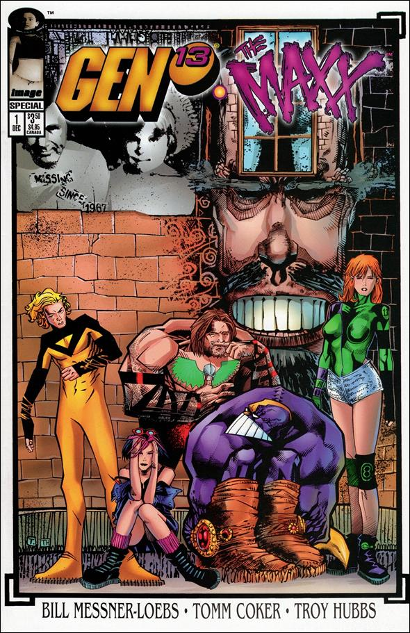 Gen13/Maxx One Shot 1-A by Image