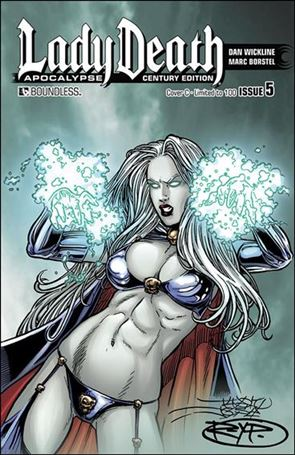 Lady Death: Apocalypse 5-HB