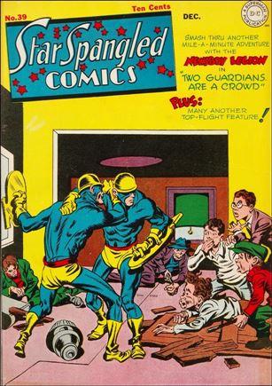 Star Spangled Comics (1941) 39-A
