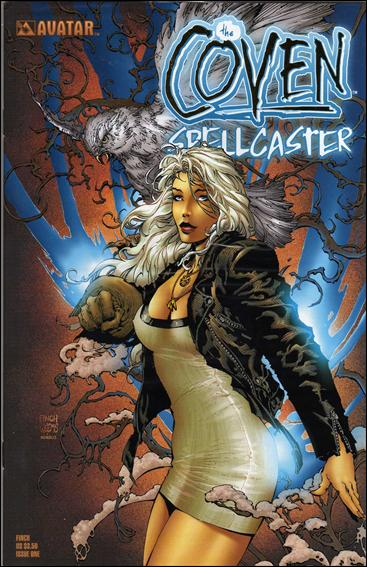 Coven: Spellcaster 1-H by Avatar Press