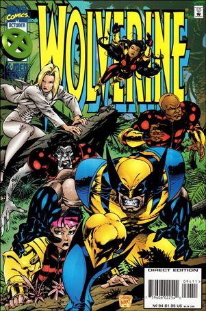 Wolverine (1988)  94-A