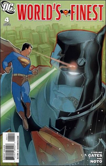 World's Finest (2009) 4-A by DC