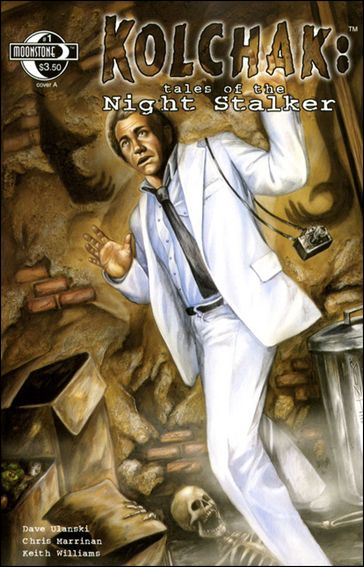 Kolchak: Tales of the Night Stalker 1-A by Moonstone