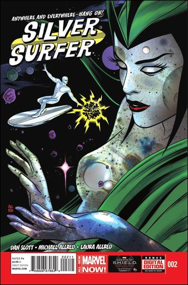 Silver Surfer (2014) 2-A by Marvel