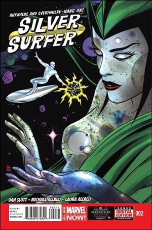Silver Surfer (2014) 2-A