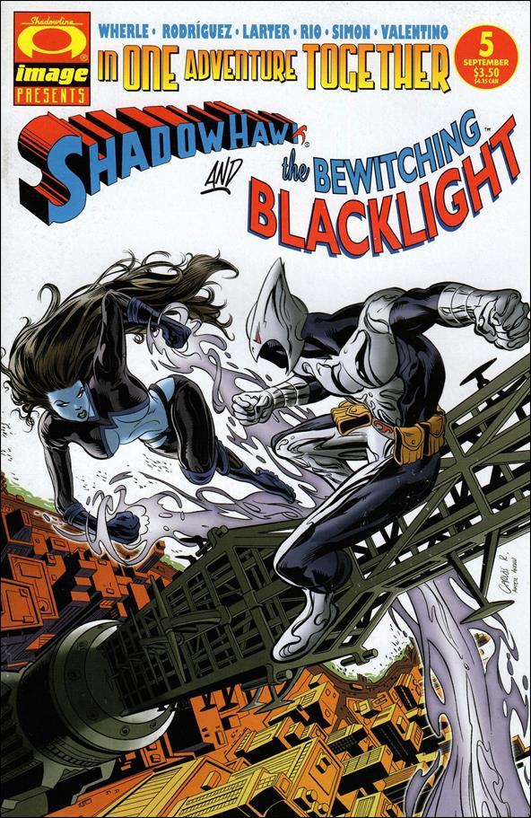 ShadowHawk (2005) 5-A by Image