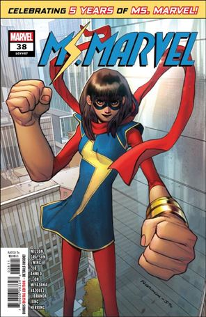 Ms. Marvel (2016) 38-A