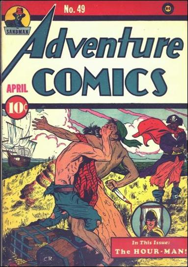 Adventure Comics (1938) 49-A by DC