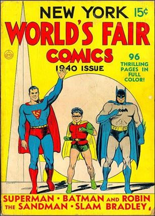 New York World's Fair Comics 1940-A