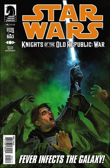 Star Wars: Knights of the Old Republic - War 4-A by Dark Horse