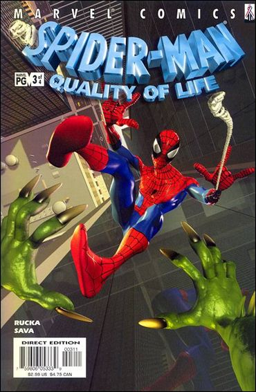Spider-Man: Quality of Life 3-A by Marvel