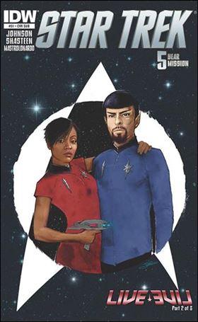 Star Trek (2011) 51-B
