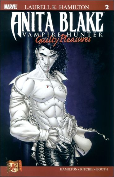 Anita Blake, Vampire Hunter - Guilty Pleasures 2-A by Marvel