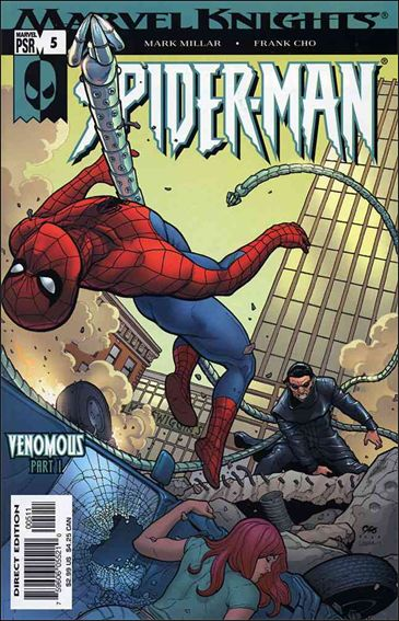 Marvel Knights Spider-Man (2004)  5-A by Marvel
