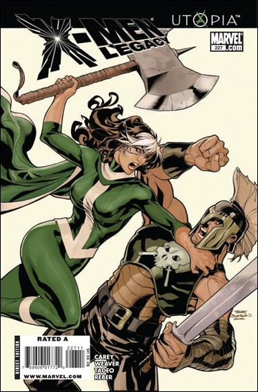 X-Men Legacy (2008) 227-A by Marvel
