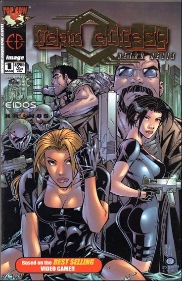 Fear Effect: Retro Helix 1-B by Top Cow