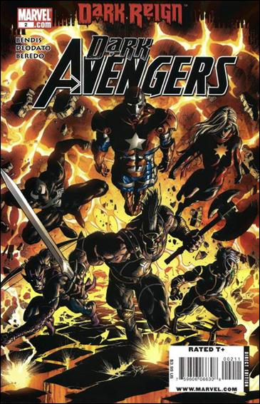 Dark Avengers (2009) 2-A by Marvel
