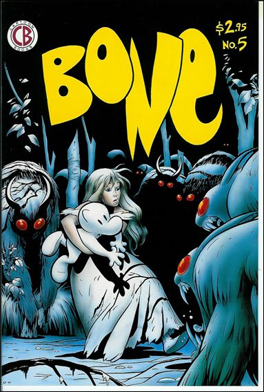 Bone (1991) 5-C by Cartoon Books