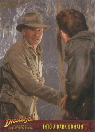 Indiana Jones and the Kingdom of the Crystal Skull (Base Set) 42-A