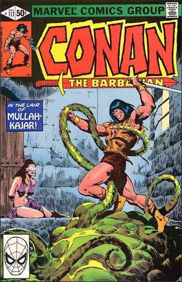 Conan the Barbarian (1970) 117-A by Marvel
