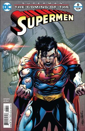 Superman: The Coming of the Supermen 6-A