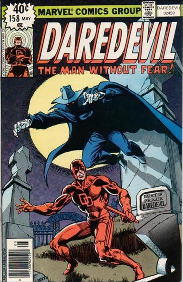 Daredevil (1964) 158-A by Marvel