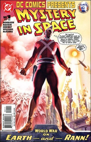 DC Comics Presents: Mystery in Space 1-A by DC