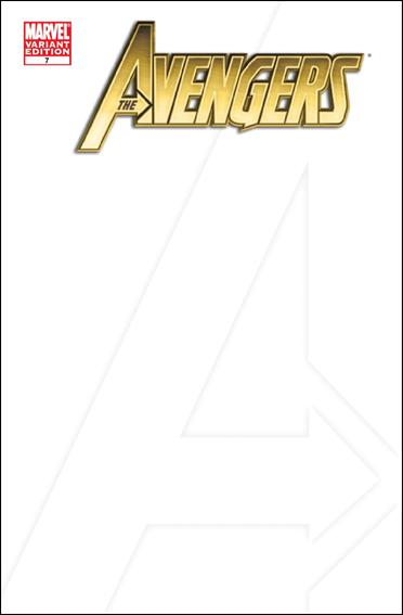 Avengers (2010) 7-E by Marvel