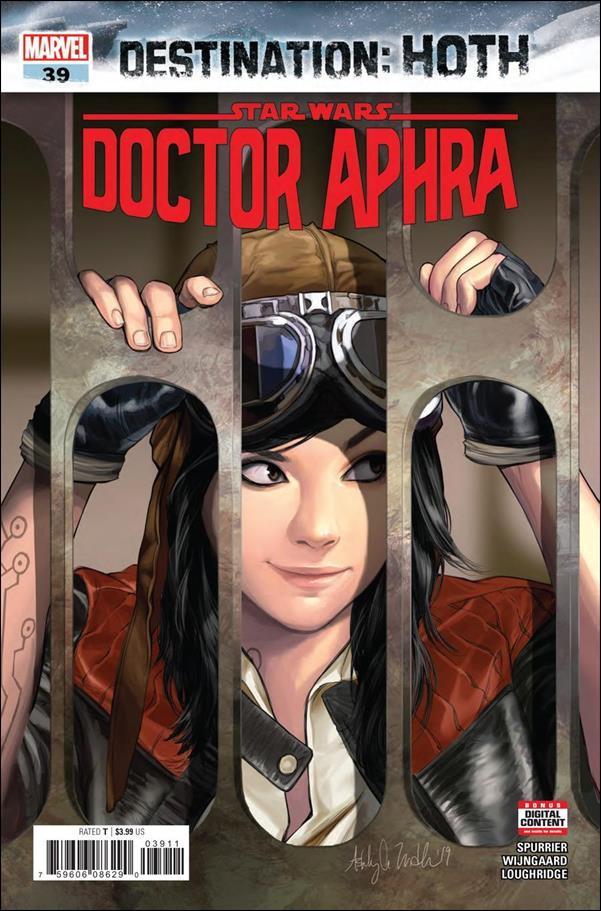Doctor Aphra 39-A by Marvel